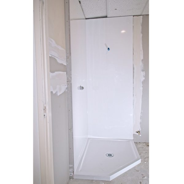 2400mm full height shower liners