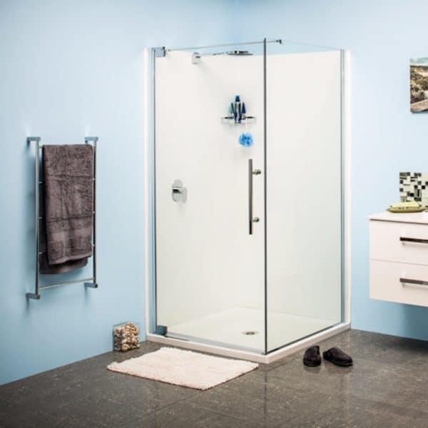 Dreamline Cube shower flat liner - Henry Brooks bathroomware