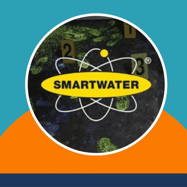 SmartWater forensic spray system