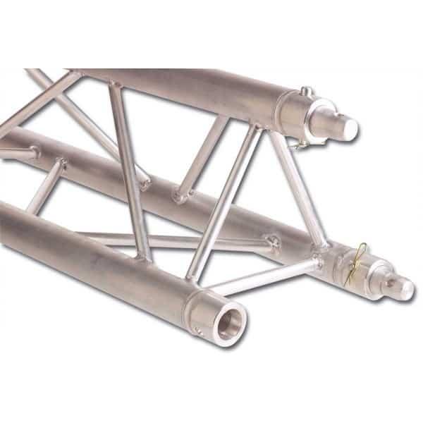 Location structure triangulaire aluminium