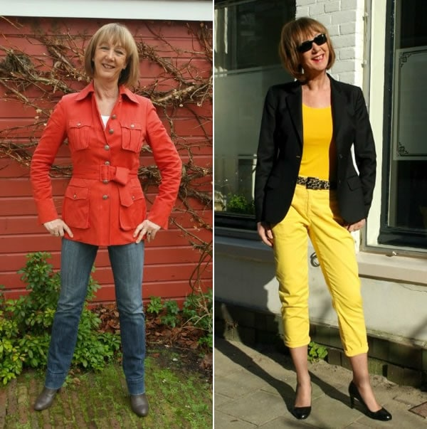 How to wear a jacket with jeans   40plusstyle.com