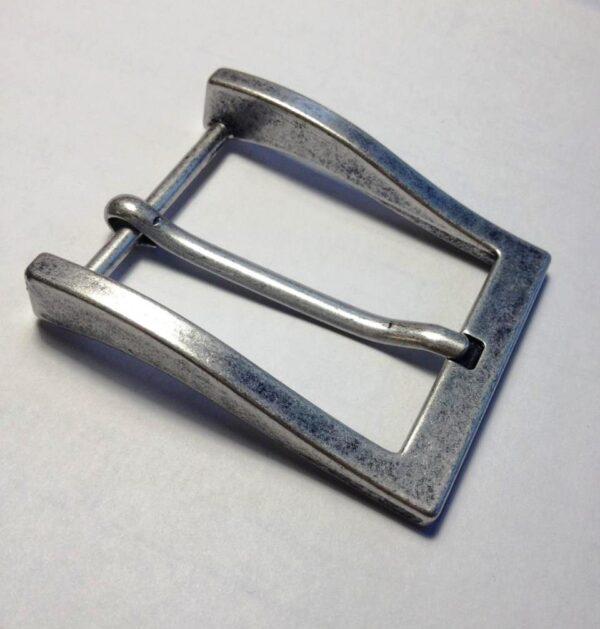 Пряжки Италия 40 мм старое серебро