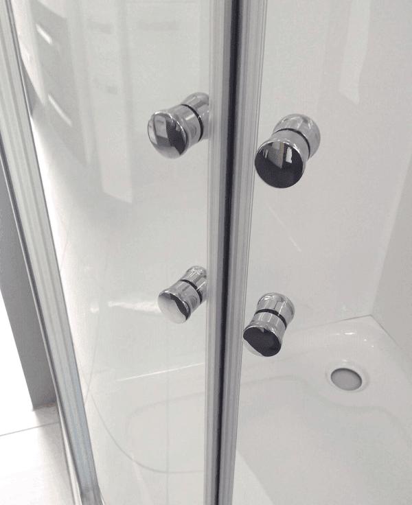 Shower knob handles Henry Brooks