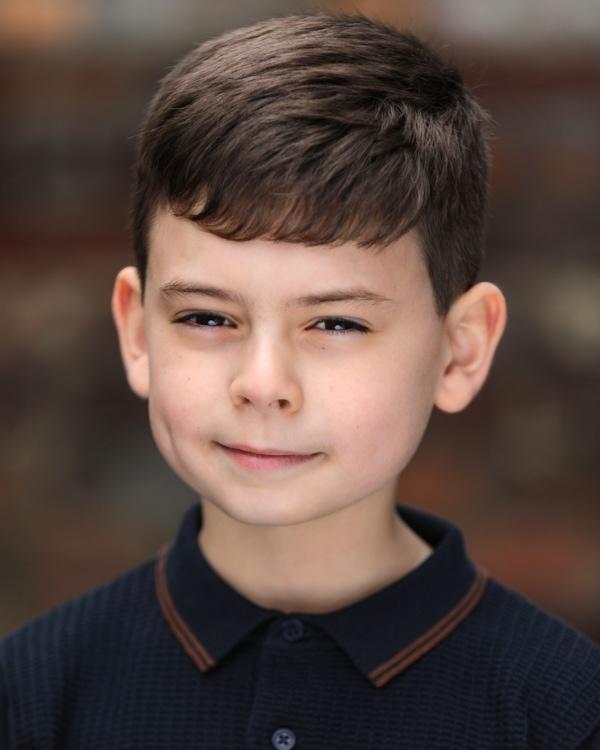 Top Talent Kid with TTA Kids Agency