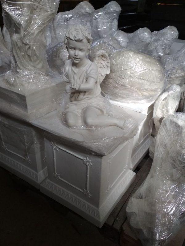 фигуры из литьевого мрамора