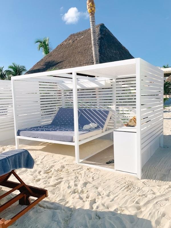 beach cabana beloved hotel and resort Mexico