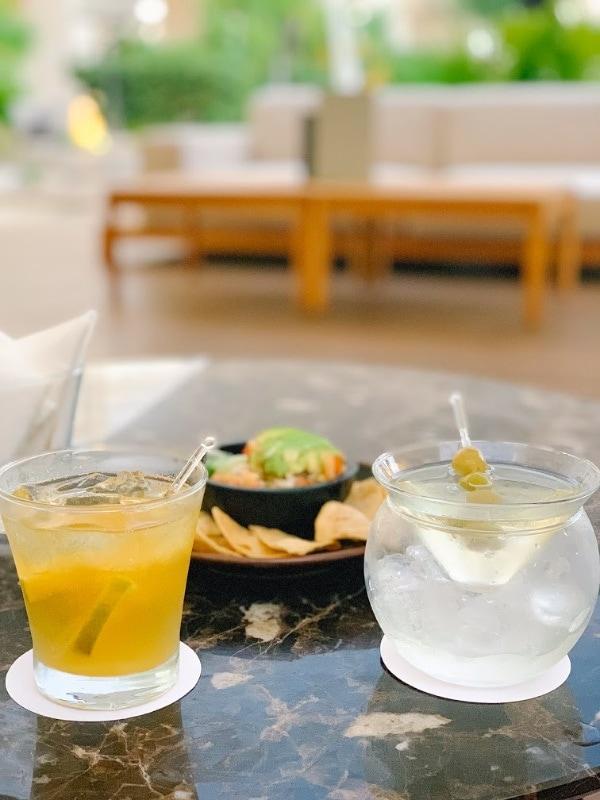 cocktails beloved resort Mexico