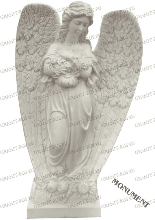 скульптура купить в Москве Скульптура из литьевого мрамора на могилу