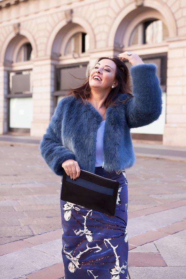 Rita Palazzi style interview | 40plusstyle.com