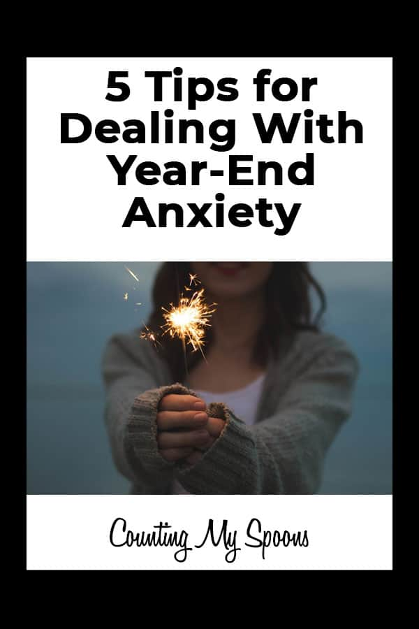 5 tips for dealing with annual anxiety