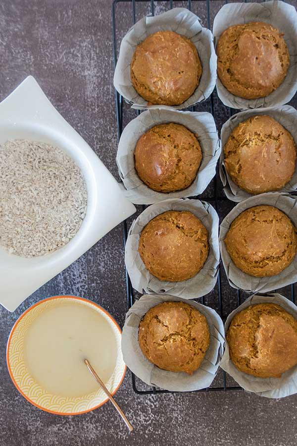 coconut muffin gluten free