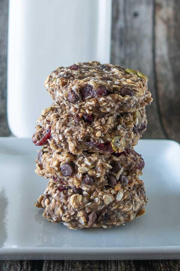 gluten-free healthy cookie