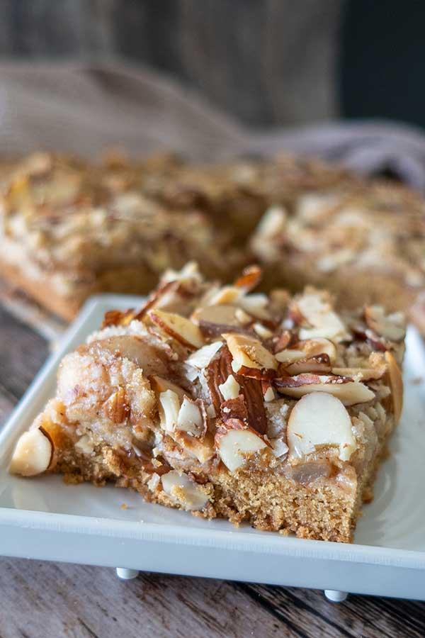 gluten-free apple snack