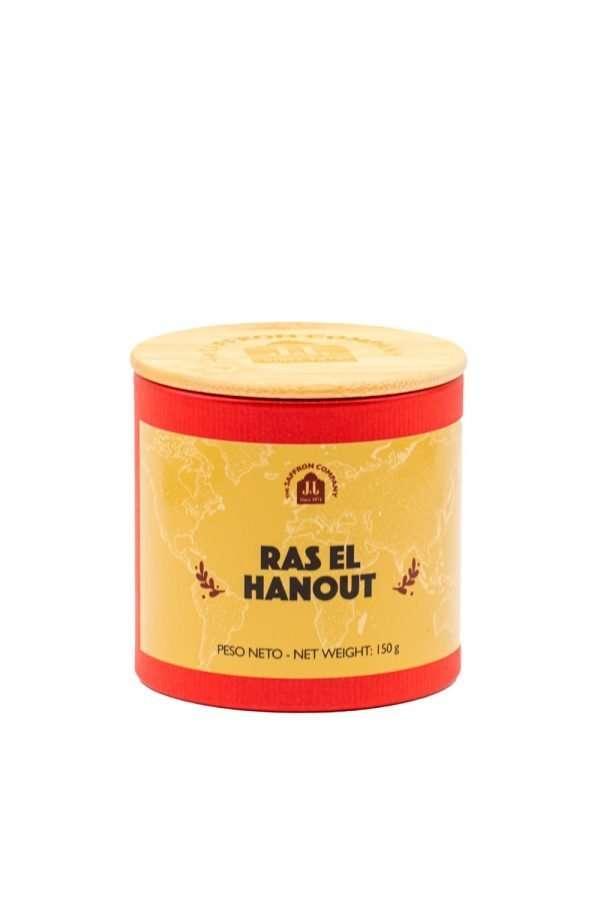 Closed ras el hanout seasoning