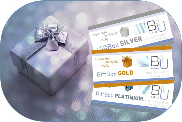 GiftBOX – kupon/voucher podarunkowy