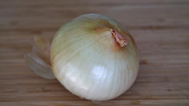Yellow onion