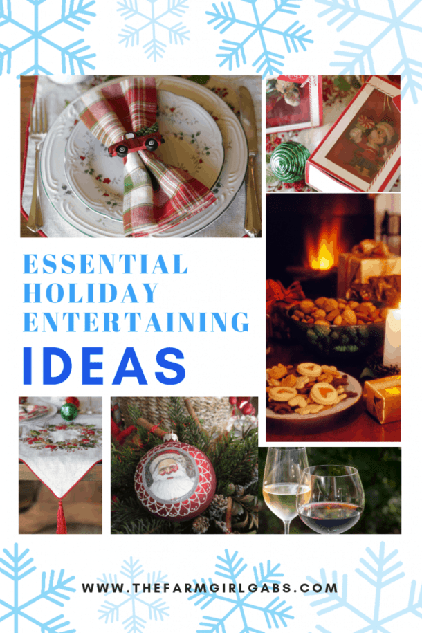 The holiday entertaining season is here and that means planning the perfect holiday home. Shop Boscov's for these Essential Holiday Entertaining Ideas. #BoscovsHoliday #ChrismtasDecor #Entertaining #ChristmasParty #ChristmasCookies #Baking #HomeDecor #GiftIdeas #ChristmasGifts #HolidayEntertaining #HolidayGifts #Hannukah