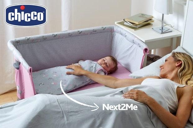 Les meilleurs lits cododo pour bébé
