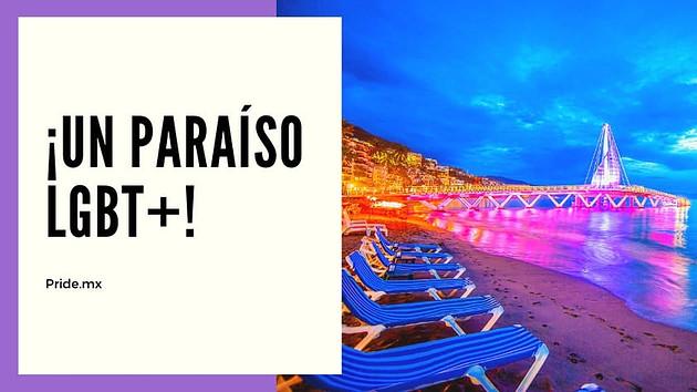 Un paraiso para la diversidad LGBT ¡Visita Puerto Vallarta1