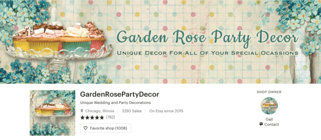 etsy cover photo example