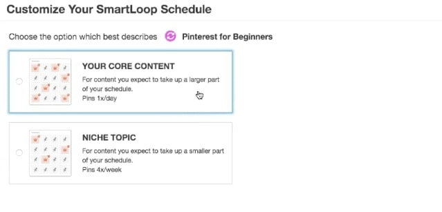 Here's EXACTLY how to use the new Tailwind SmartLoop to automate your Pinterest strategy so your best content are pinned automatically in a loop.