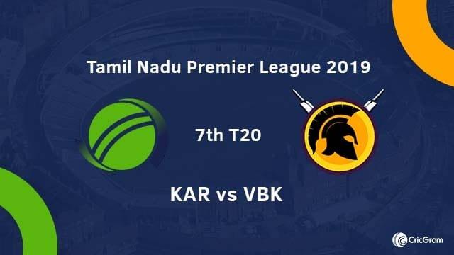 KAR vs VBK Dream11 Team Prediction