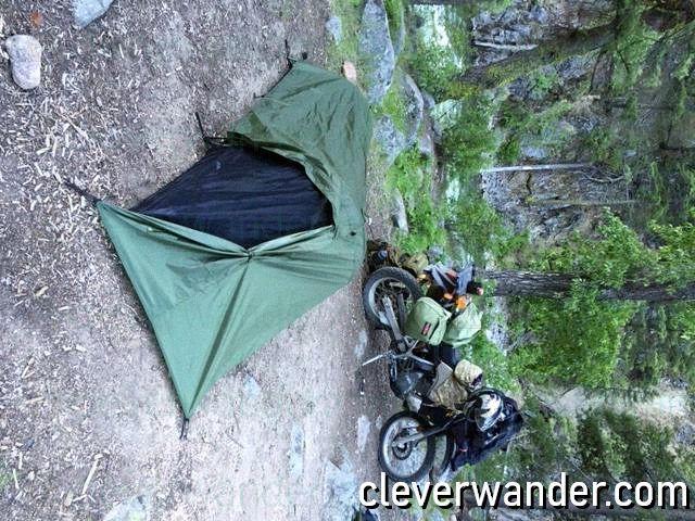 Snugpak The lonosphere Tent - image review 2