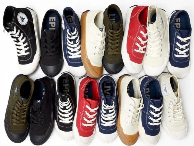 Aneka Sneakers Shoes Pria dari Brodo Official Store