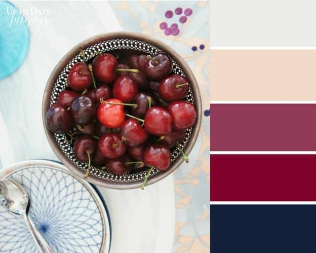 fall color inspiration