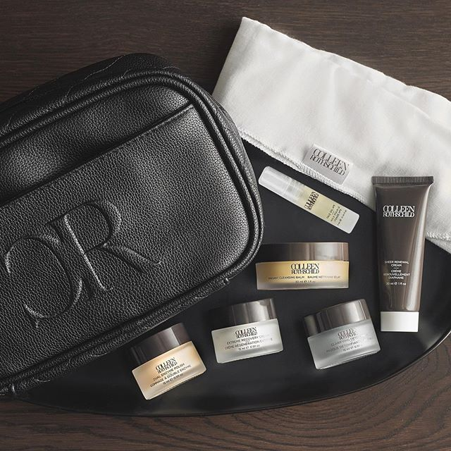 The best Colleen Rothschild products and a review of the most-wanted skincare products
