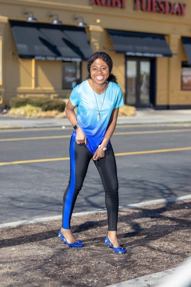 Amazon Clothing Haul - NIASHOT Women's Short and Long Sleeve V-Neck Loose Casual Tee T-Shirt Tops