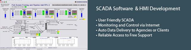 SCADA Software & HMI Development