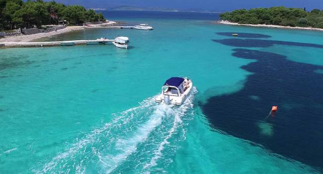 blue lagoon tour from split