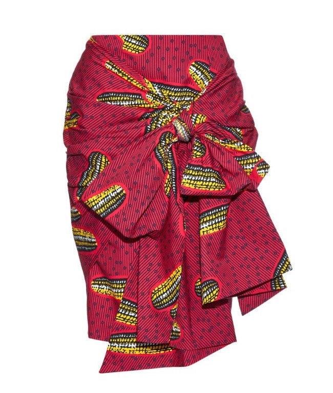 23 Hottest African Print Skirts   Designer Inspired Skirt by African Dress Shop 17