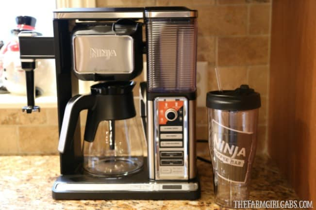 Skip the coffee house and brew your own delicious Peppermint Mocha Latte in a Ninja Coffee Bar® System!