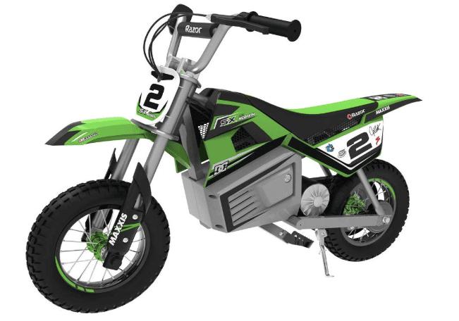 Razor MX350 Jeremy Mcgrath edition