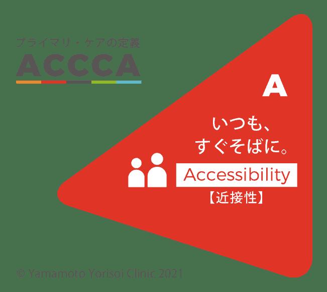 ACCCA Accessibility