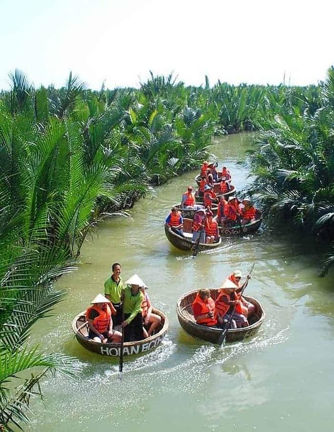 rừng dừa bảy mẫu đà nẵng