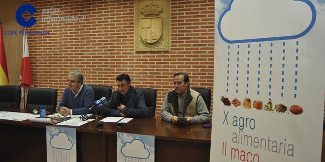 El Ayuntamiento de Macotera presentó hoy sus ferias Agroalimentaria y Macoinnova