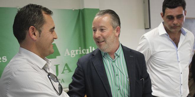 Juan Luis Delgado fue elegido nuevo presidente de ASAJA Salamanca