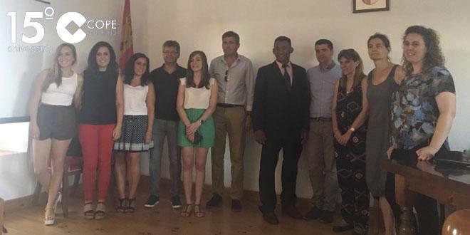 La Asociación juvenil Raga+ entregó los premios del II Concurso de pintura mural