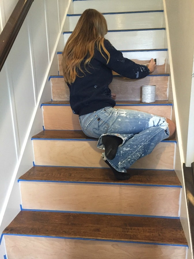 painting-stairs