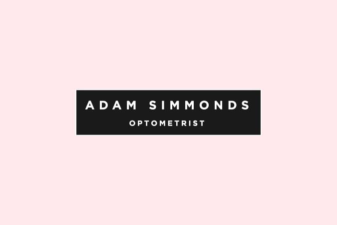 Adam Simmonds brand identity
