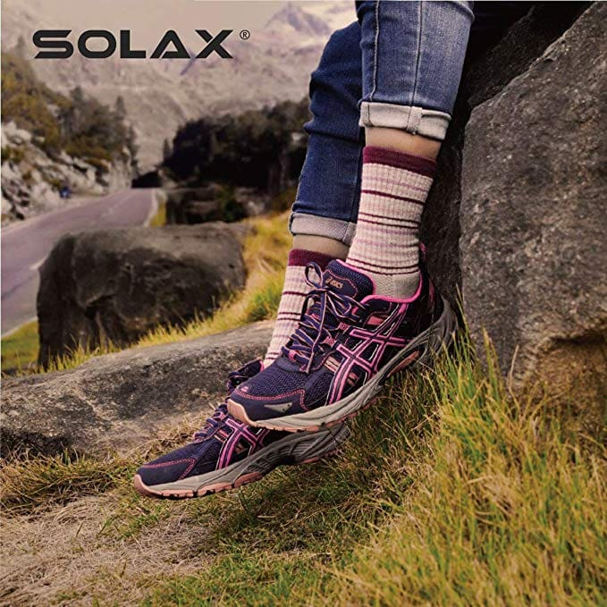 Solax merino wool hiking socks - photo 2