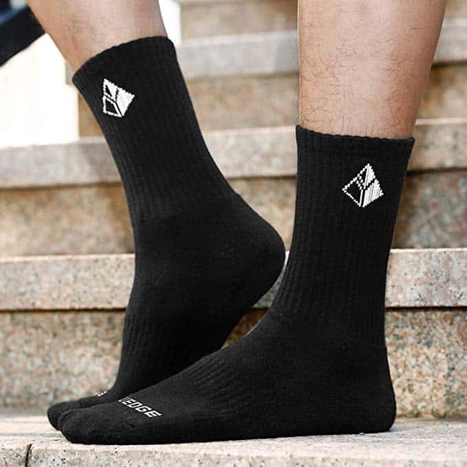 Yuedge 3 pairs womens socks - photo 2