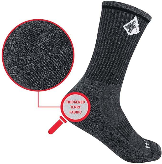 Yuedge 3 pairs womens socks - photo 4