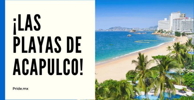 ¡Disfruta en las playas de acapulco con tu persona favorita!