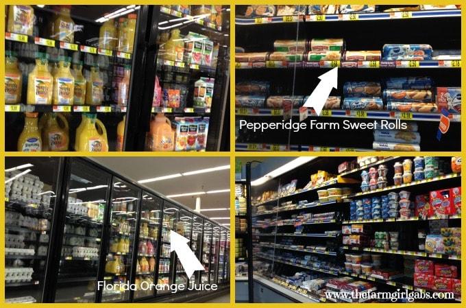 Pepperidge Farm & Florida OJ - Walmart