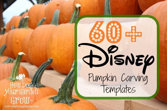 60+ Disney Pumpkin Carving Ideas for Halloween.