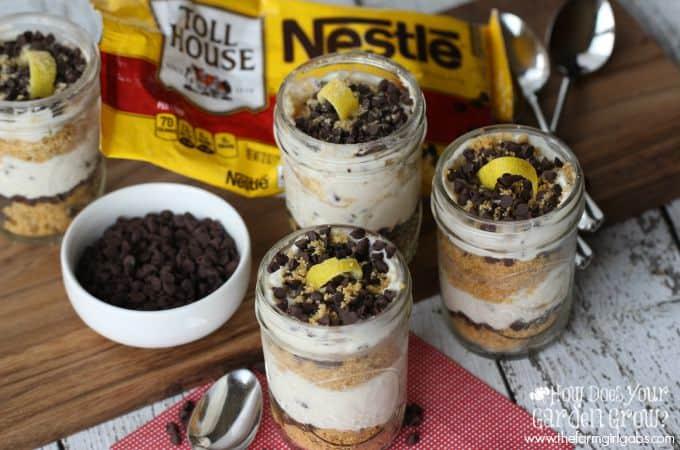 No-Bake Cannoli Cheesecake Jars - Feature 5